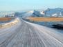 Island winterlich